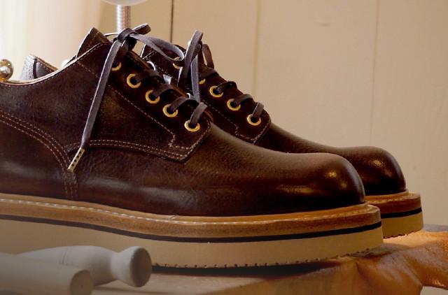 お気に入りだった靴をキレイにしてもう一度お出かけしませんか?